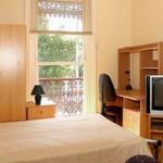 Flexistayz 1 Drummond Street - Room 4 (Balcony)