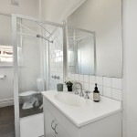 Flexistayz 303 Rathdowne Street - Bathroom